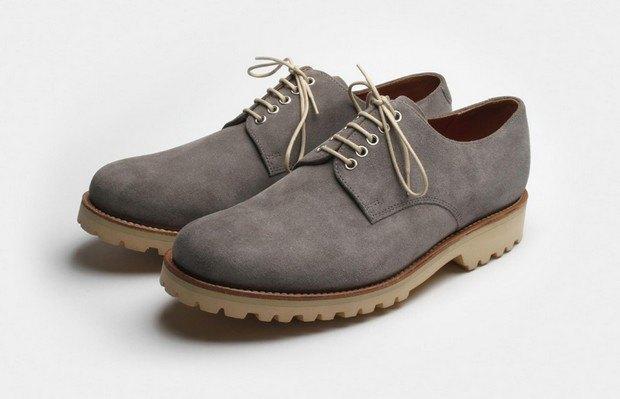 Марка Grenson выпустила весеннюю коллекцию обуви. Изображение № 6.