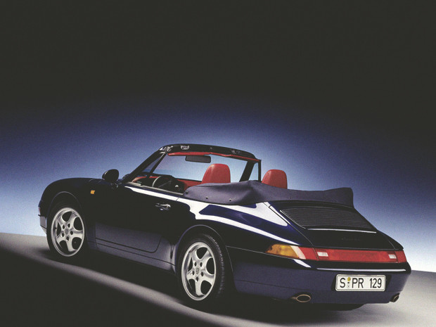 Новый Porsche 911 и эволюция его предшественников. Изображение №19.