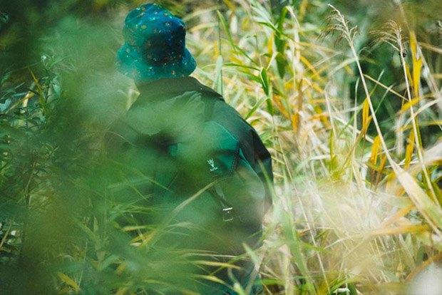 Японская марка  Nepenthes опубликовала лукбук новой коллекции. Изображение № 13.