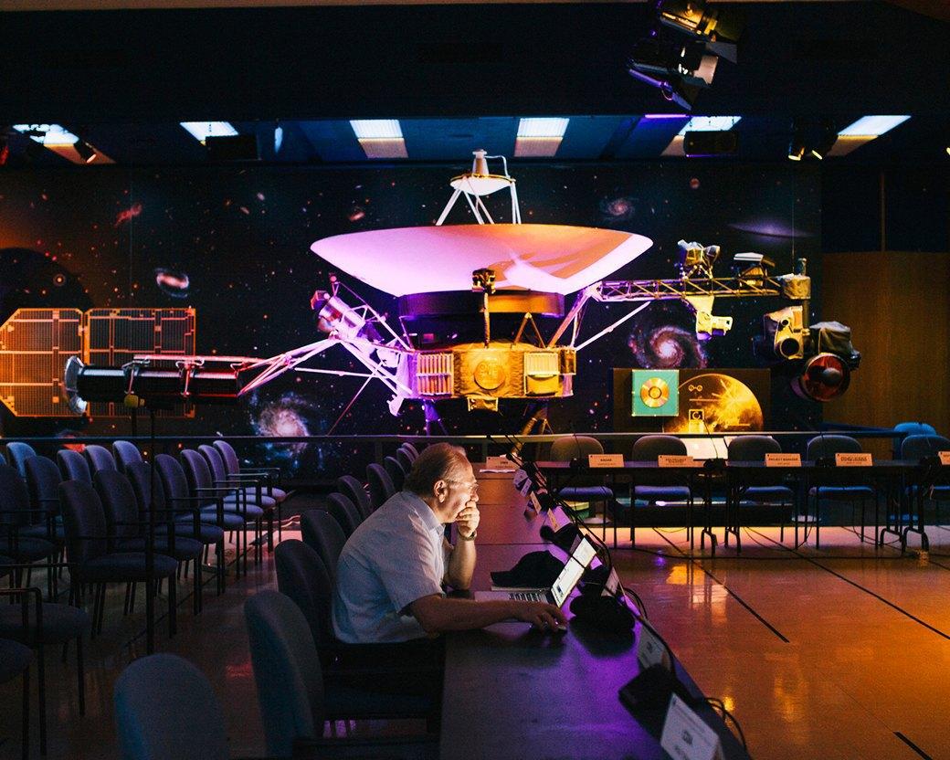 Как учёные миссии «Вояджер» почти 40 лет ждут встречи с неземной цивилизацией. Изображение № 11.