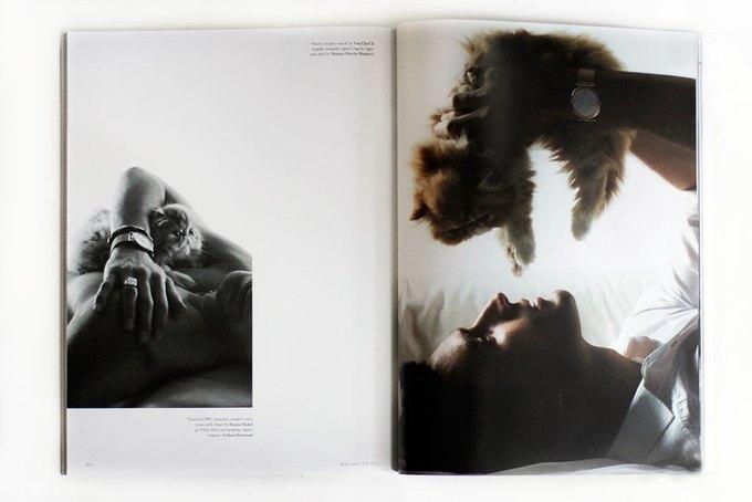 Роспечать: 15 журналов о мужском стиле, которые можно купить в Москве. Изображение № 25.