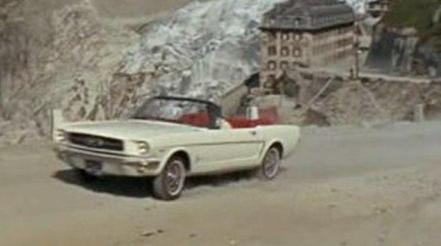 Ford Mustang: как бюджетный маслкар стал символом американского автопрома. Изображение № 21.