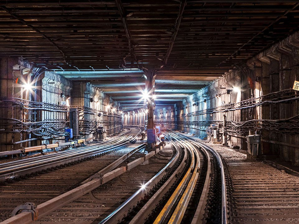 Метро как подземелье, бомбоубежище и угроза: Интервью с исследователем подземки. Изображение № 4.