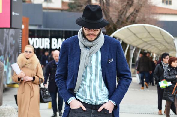 Итоги Pitti Uomo: 10 трендов будущей весны, репортажи и новые коллекции на выставке мужской одежды. Изображение № 73.