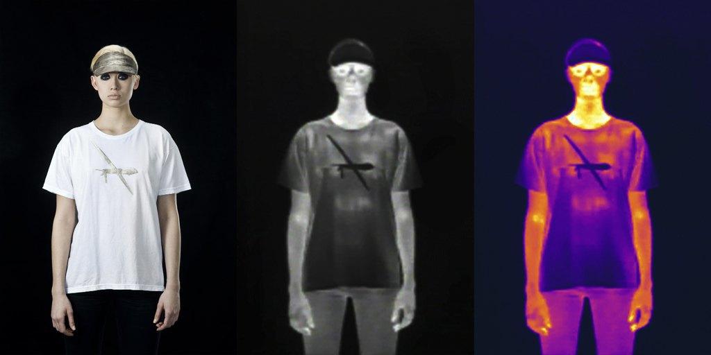 Изотермический — новый чёрный: Зачем нужна фольгированная одежда в эпоху глобальной слежки. Изображение № 9.