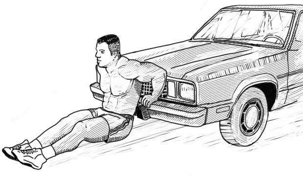Гетто-бой: Гид по культуре уличных качалок. Изображение № 12.