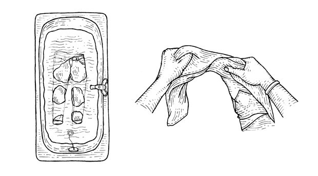 Совет: Как стирать джинсы из сухого денима. Изображение № 4.