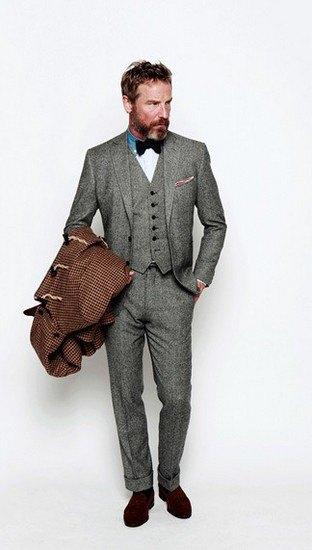 Марка Ovadia & Sons опубликовала лукбук осенней коллекции одежды. Изображение № 9.