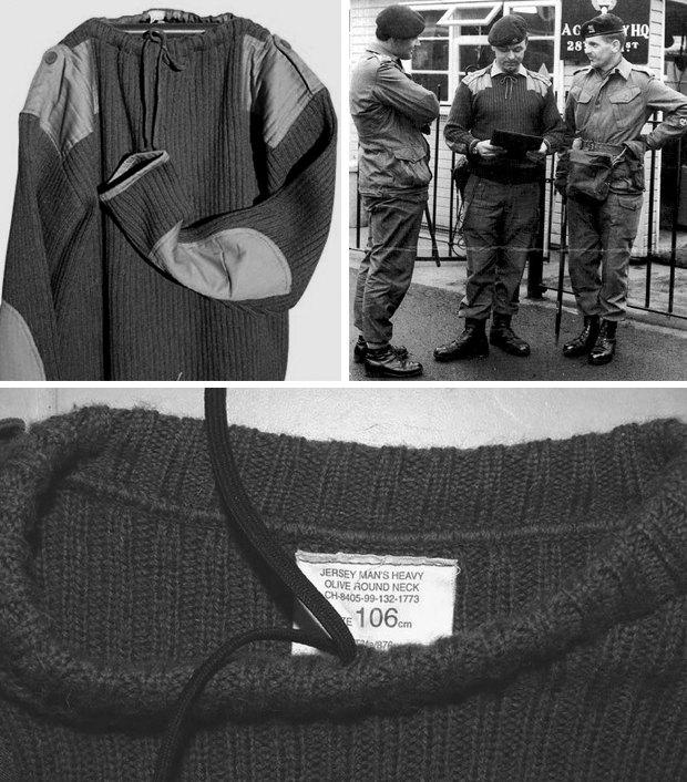 Коммандо: История и отличительные черты свитеров британского десанта. Изображение № 2.