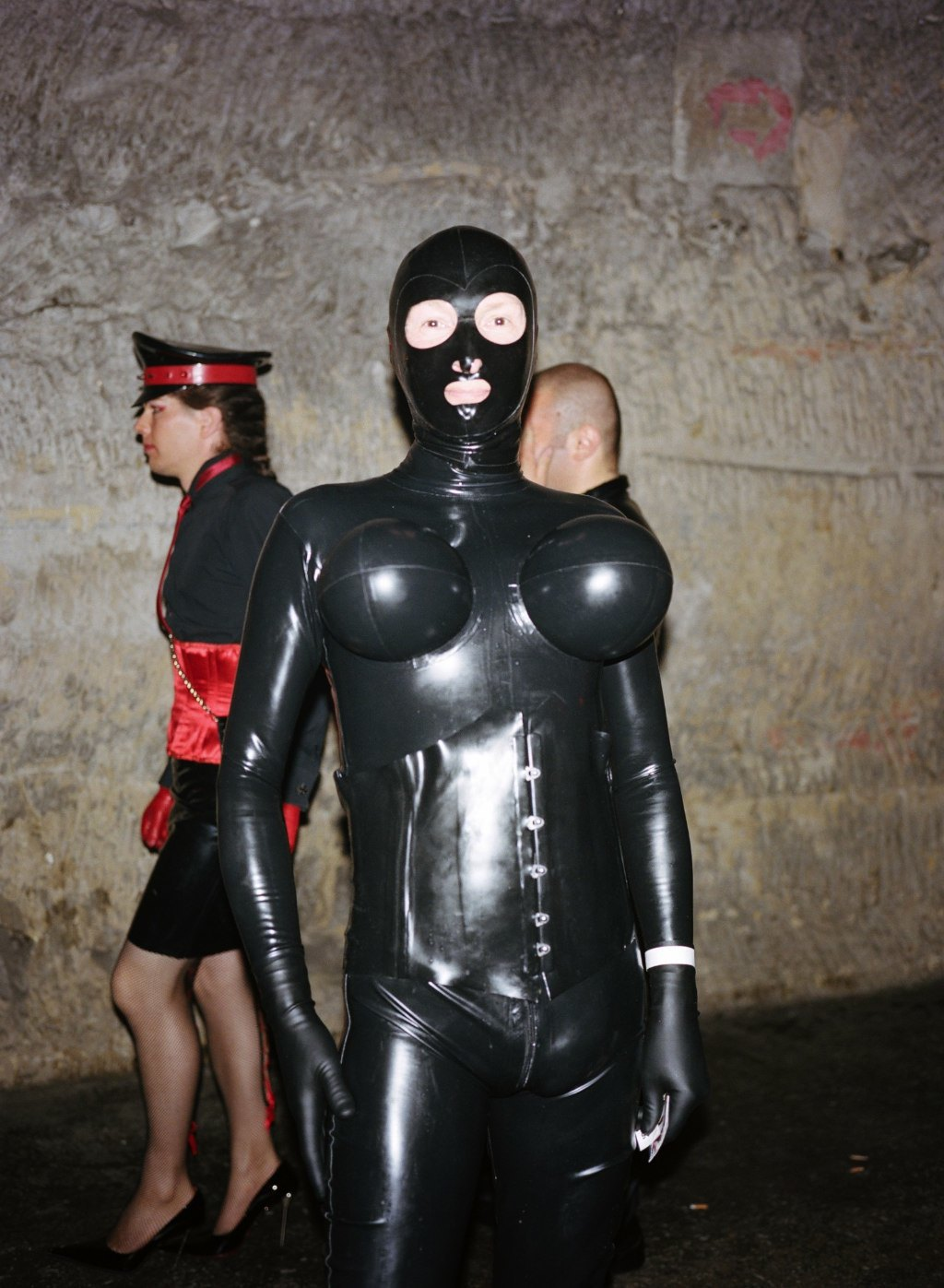 Ночь извергов: Посетители фетиш-фестиваля во Франции. Изображение № 7.