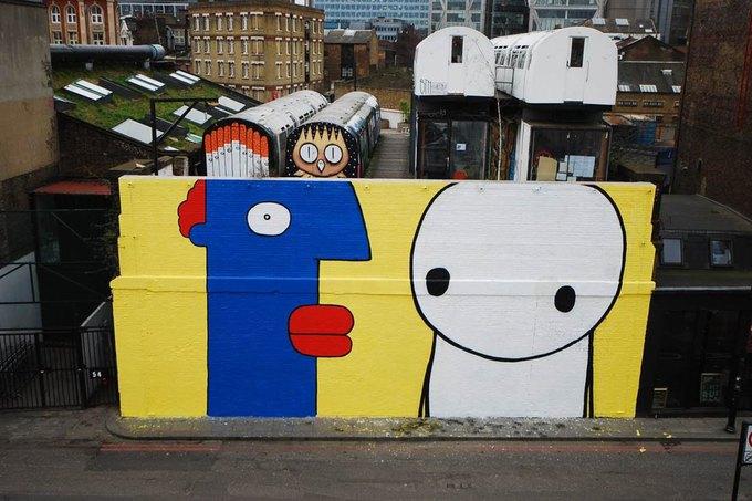 Google Street Art: Онлайн-музей граффити под открытым небом. Изображение № 24.