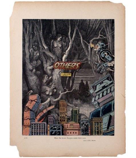 В Москве открылась выставка американского уличного художника Костаса Сереметиса. Изображение № 1.