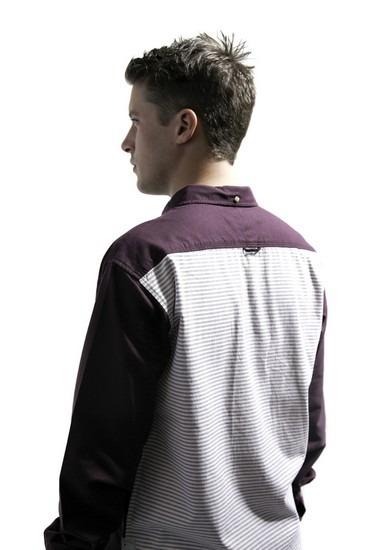 Марка Black Scale опубликовала лукбук осенней коллекции одежды. Изображение № 12.