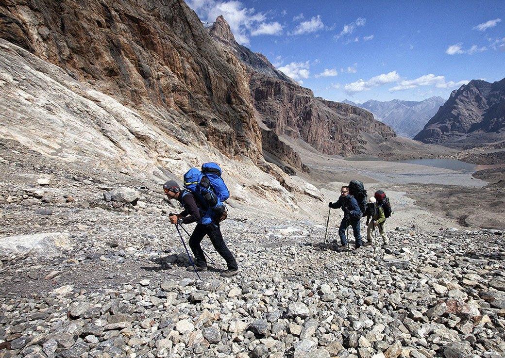 Встреча с личным богом: Фоторепортаж из похода в горы Таджикистана. Изображение № 7.
