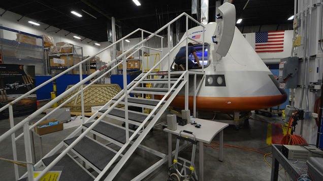 Компания Boeing начнёт продавать билеты на «космическое такси». Изображение № 1.