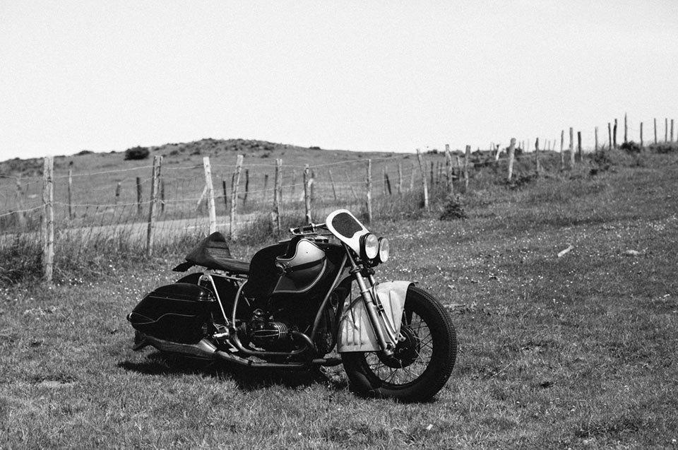 Фоторепортаж с мотоциклетного фестиваля Wheels & Waves. Изображение № 39.