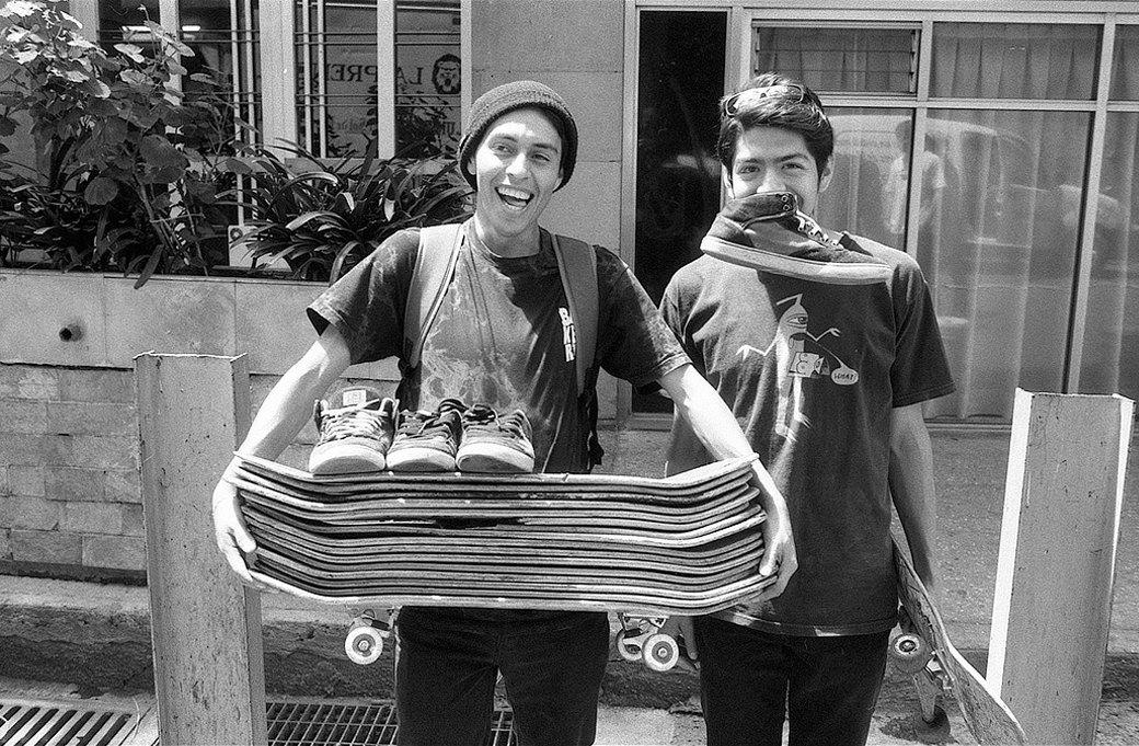 Фотоблог скейтера: Алексей Лапин о поездках в Мексику и Белоруссию. Изображение № 16.