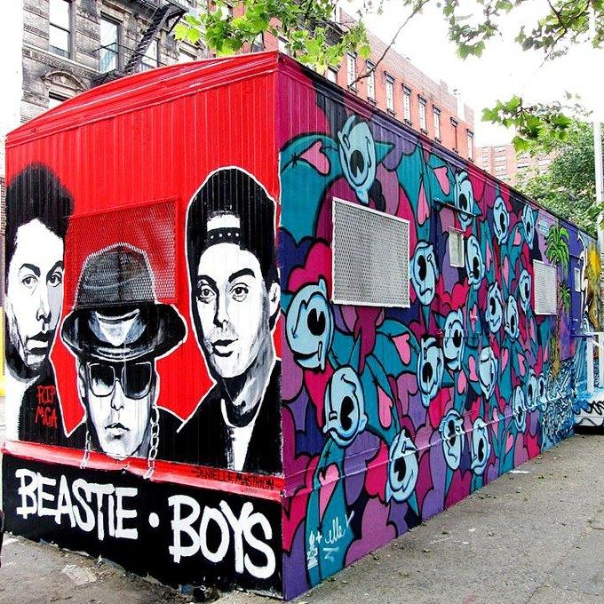 Google Street Art: Онлайн-музей граффити под открытым небом. Изображение № 8.