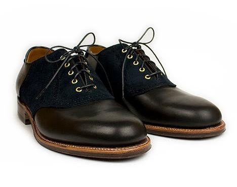 Изображение 3. Новая обувь Alden для компании Blackbird.. Изображение № 1.