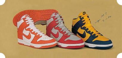 Эволюция баскетбольных кроссовок: От тряпичных кедов Converse до технологичных современных сникеров. Изображение № 46.
