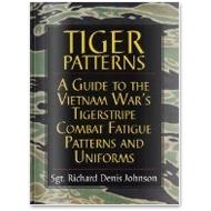 В шкуре тигра: История и разновидности камуфляжа Tiger Stripe. Изображение № 4.