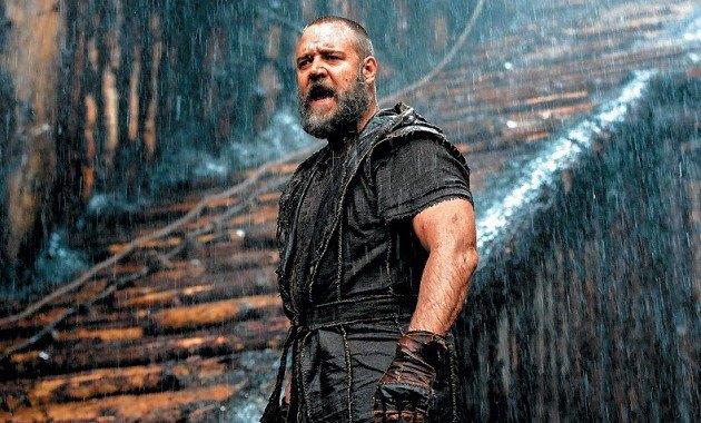В английском городке премьеру фильма «Ной» отменили из-за затопления. Изображение № 1.