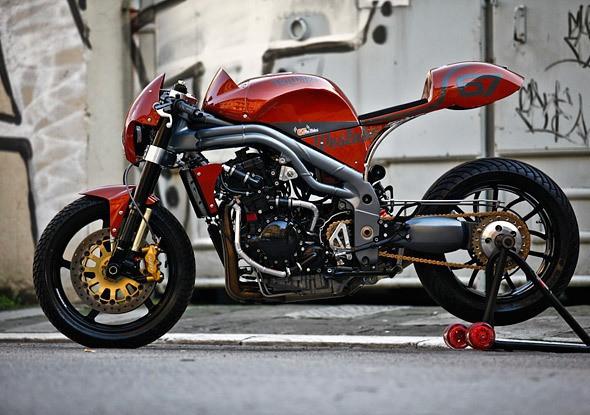 Топ-гир: 10 лучших кастомных мотоциклов 2011 года. Изображение № 12.