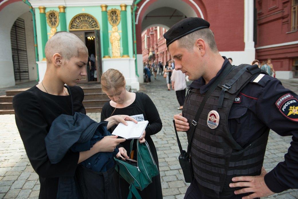 Не бойся: Катрин Ненашева о перформансах, своей выставке и женщинах в российских тюрьмах. Изображение № 17.