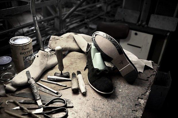 Новая марка: Кожаная обувь Ali Saulidi. Изображение № 10.