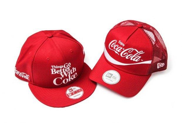 Компания Coca-Cola представила коллаборацию с девятью марками одежды. Изображение № 8.