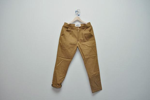 Новая марка: Стеганые куртки, брюки и кофты Sailor Streetwear. Изображение № 8.