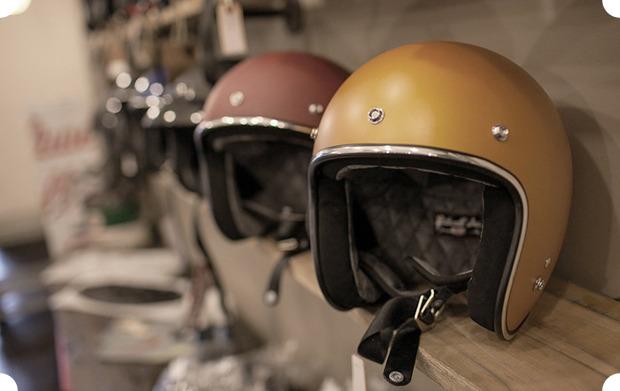 Шлемы производства Biltwell. Изображение № 18.