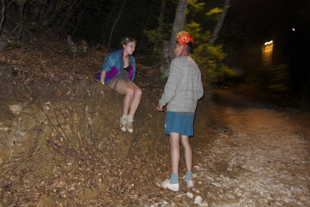 Фотопроект: Как британцы бегут от цивилизации на фестиваль в лесах Болгарии. Изображение № 14.