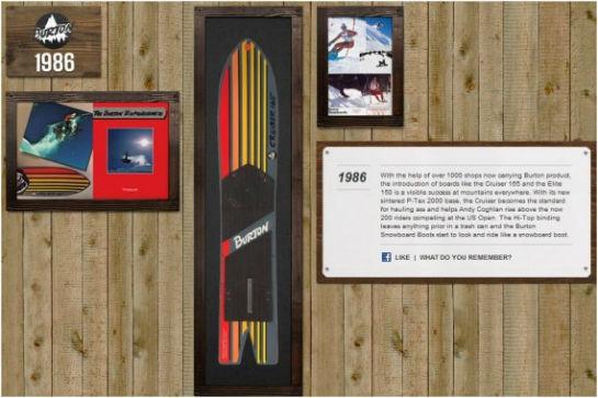 История досок для сноуборда Burton. Изображение № 3.