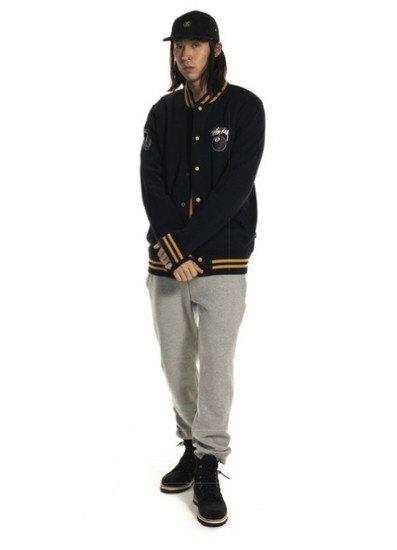 Марка Stussy выпустила осенний лукбук с участием рэпера A$AP Illz. Изображение № 11.