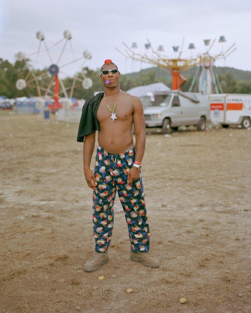 Клоуны на выезде: Фоторепортаж с ежегодного фестиваля джаггало в Иллинойсе. Изображение № 5.