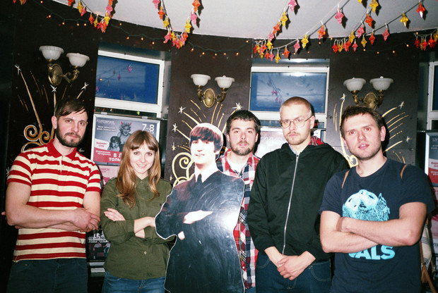 Фотоотчет с гастролей группы Motorama. Изображение №39.
