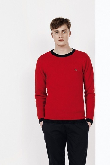 Марка Lacoste представила осеннюю коллекцию одежды. Изображение № 13.