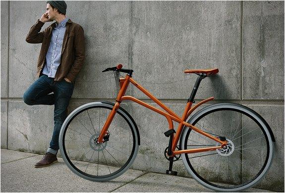Велофирма CYLO представила новый городской байк. Изображение № 6.