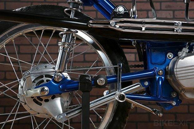 Мастерская Air-Tech Streamlining собрала новый мотоцикл на базе Suzuki Stinger. Изображение № 5.