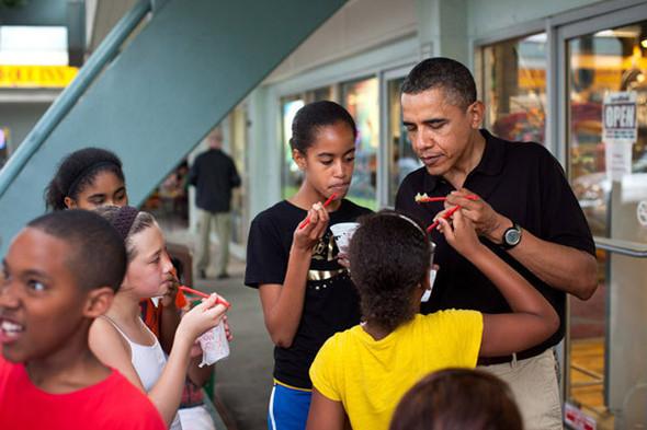 Наглядный пример: Барак Обама. Изображение № 40.