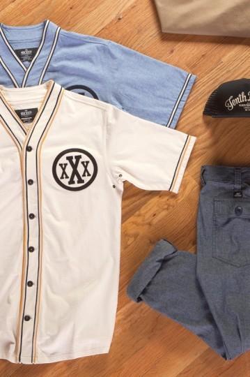Американская марка 10.Deep выпустила лукбук весенней коллекции одежды. Изображение № 6.