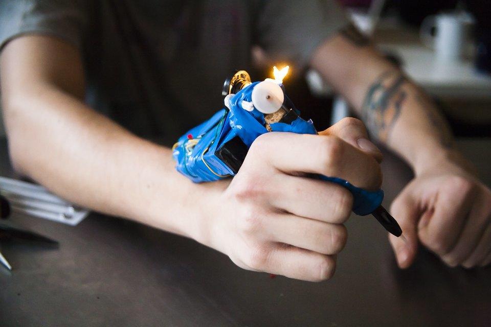 Как сделать тату-машинку своими руками. Изображение № 26.