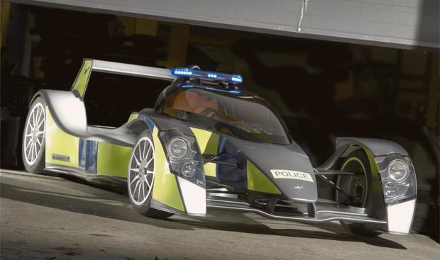 Полицейский беспредел: Самые навороченные авто на службе полиции разных стран. Изображение № 28.