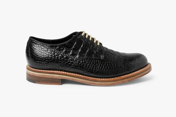 Марка Grenson и 6 лондонских дизайнеров выпустили совместную коллекцию обуви. Изображение № 5.
