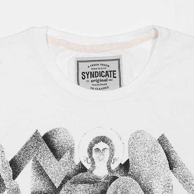 Марка Syndicate и группа On-The-Go выпустили совместную коллекцию футболок. Изображение № 2.