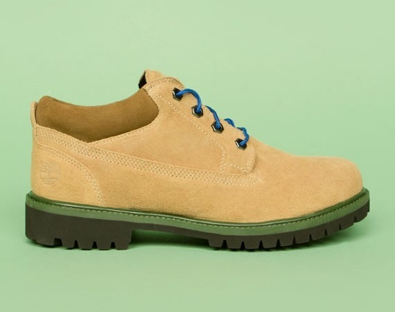 Марки Timberland и Opening Ceremony представили совместную коллекцию обуви. Изображение № 13.