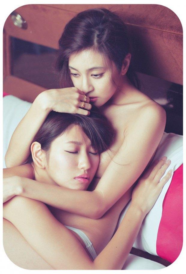Тим Галло опубликовал эротическую фотосъемку для журнала Treats!. Изображение № 1.