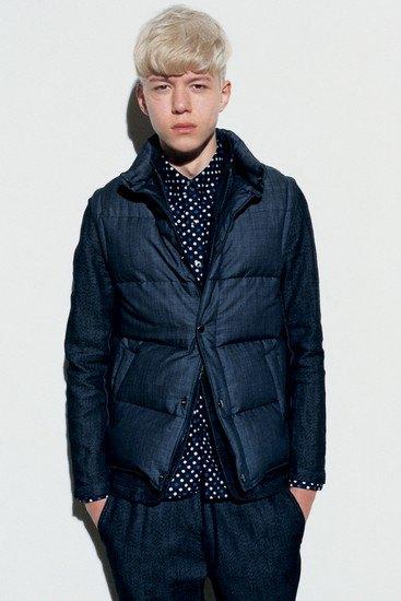 Марка Sophnet опубликовала лукбук весенней коллекции одежды. Изображение № 5.