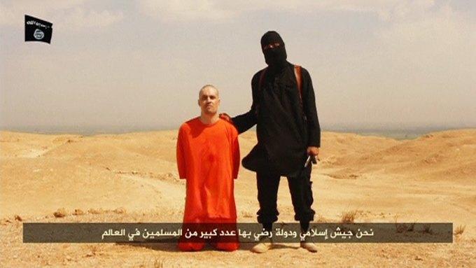 Журналиста Фоули убил британец-исламист, выяснили спецслужбы . Изображение № 1.